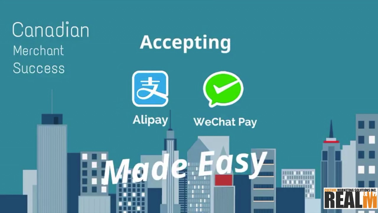 How to setup Alipay WeChat Pay Sunmi V1
