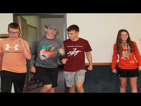 Vacation Bible School Weekly Video