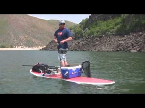 Idaho Fishing At Lucky Peak