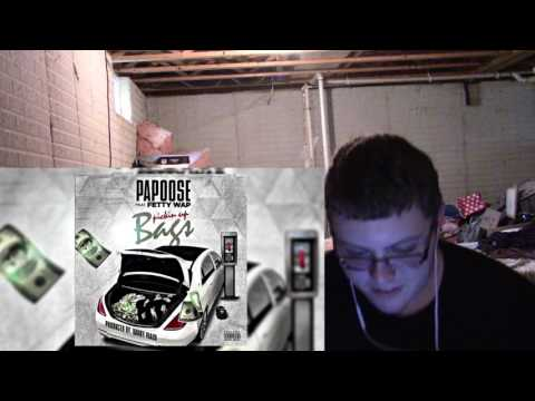Papoose Feat. Fetty Wap - Pickin Up Bags -Reaction