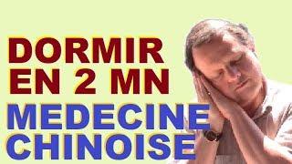 Comment S'ENDORMIR En 2 Minutes Selon La Médecine Chinoise