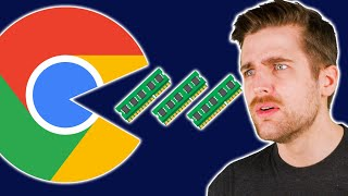 Google Chrome is a MEMORY HOG