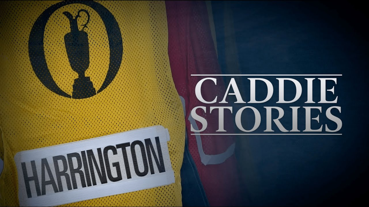 Caddying Padraig Harrington to the Claret Jug | Caddie Stories w/ Ronan Flood