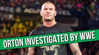WWE Investigating Randy Orton Over Misconduct Allegations