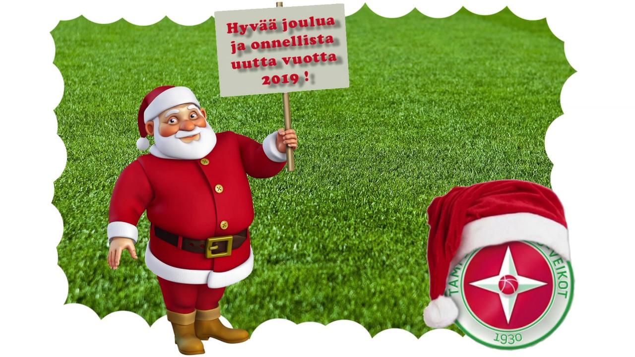 Hyvää Joulua Saameksi