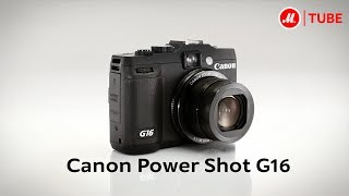 Фотоаппарат компактный Canon Power Shot G16(Подробнее на http://www.mvideo.ru/products/fotoapparat-kompaktnyy-canon-power-shot-g16.html?reff=youtube_canon-power-shot-g16 Компактный ..., 2014-03-14T14:09:30.000Z)