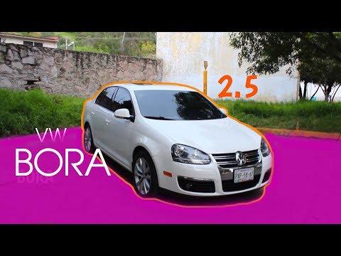 VW Bora ; La mejor generación del jetta
