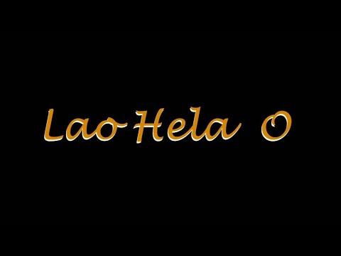 Abito Gama - Lao Hela O. Cover; Robby Sanety