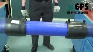 Ремонт (врезка) полиэтиленовой трубы ПЭ (ПНД)(Ремонт (врезка) полиэтиленовой трубы ПНД http://pls00.com/, 2014-03-30T17:25:13.000Z)