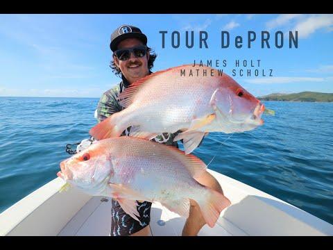 Holt Productions Tour DePron