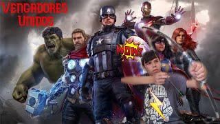 Dia A:Marvel's Avengers