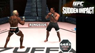 UFC: Sudden Impact ... (PS2)
