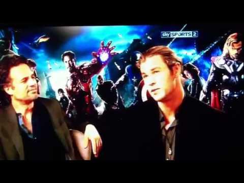 Tubes Soccer A.m , Avengers