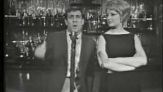 Mina e Adriano Celentano Duetto a Studio uno 1965