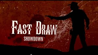 FASTDRAW SHOWDOWN (Wii) 1/2