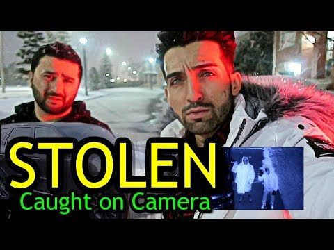 MY CAR GOT STOLEN LAST NIGHT (Caught on Camera!!)
