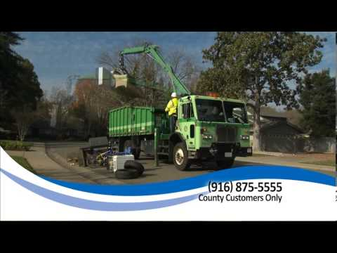 Bulky Items - Waste Management and Recycling