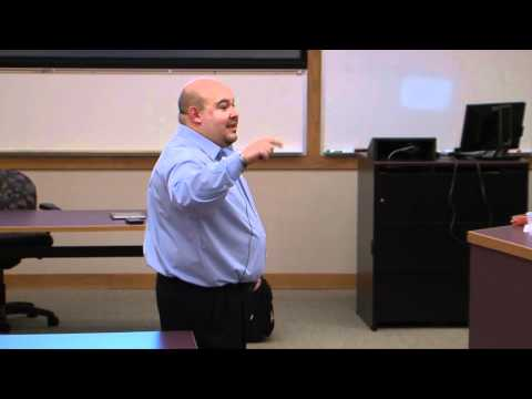 The University of Findlay - Jorge Figueroa: Emerging Technologies in the ESL Classroom