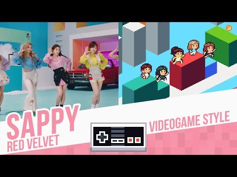 Free Download Sappy, Red Velvet - Videogame Style Mp3 dan Mp4
