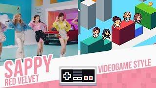 SAPPY, Red Velvet - Videogame Style
