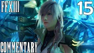 Final Fantasy XIII PC Walkthrough Part 15 - The Gapra Whitewood