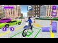Real Bike Driver Parking Game || Bike Parking Games || Bike Games || 3D Bike Racing Games