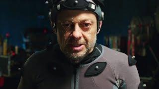 Лицо Цезаря в фильме Планета обезьян: Война