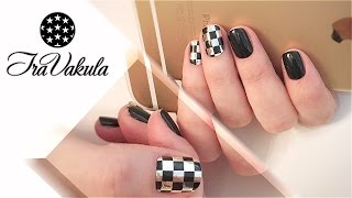 MINX Nail Art - Дизайн ногтей: Маникюр MINX