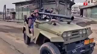 Afrİndekİ Türk Füzeleri Vurmadan önceki Son Kare!