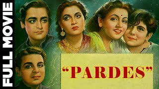 Pardes│Full Hindi Movie│Madhubala, Rehman