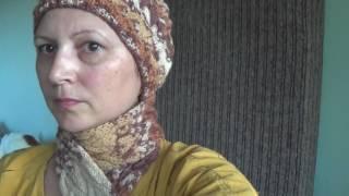 вязание спицами/зимние береты и шапки, мои работы