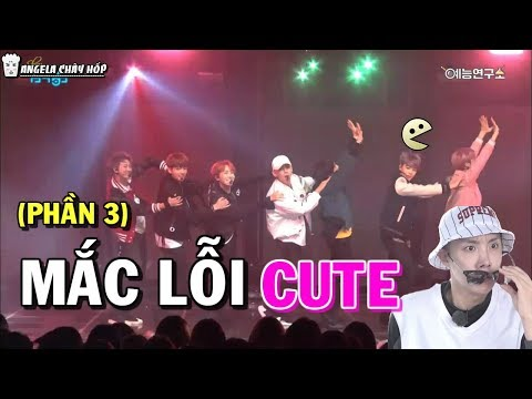 [BTS Funny moments #52] Mắc lỗi cute (Phần 3) BTS Cute mistakes