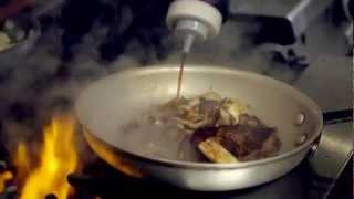 Steak And Mushroom Recipe - Steak Dish - Scott Nesbitt, Postmasters Grill