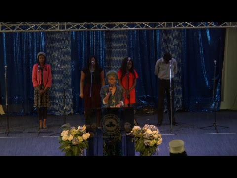 1st Service (Young Adults' Service) April 15, 2018
