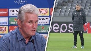 Deshalb schwärmt Bayern-Trainer Jupp Heynckes vom Besiktas-Coach   SPORT1
