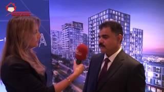 Akzirve CEO'su İbrahim Maasfeh Strada lansman röportaj 2016