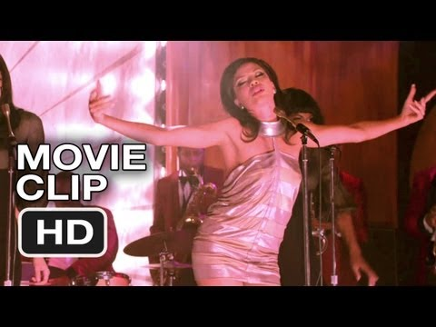 Sparkle Movie CLIP - Hooked on Your Love (2012) - Whitney Houston Movie (2012) HD