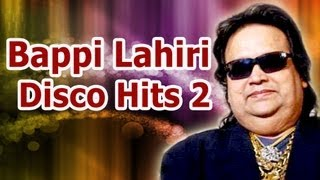 Bappi Lahiri Hit Songs - Jukebox 2 - Top 10 Bappi Da Bollywood Retro Disco Hits