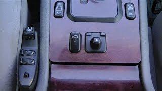 Дрібний ремонт пневмо корекції сидіння на Mercedes W210