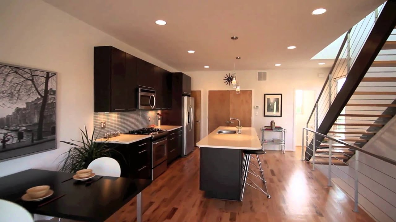 Octadia Modern Homes In Charlotte Nc Youtube