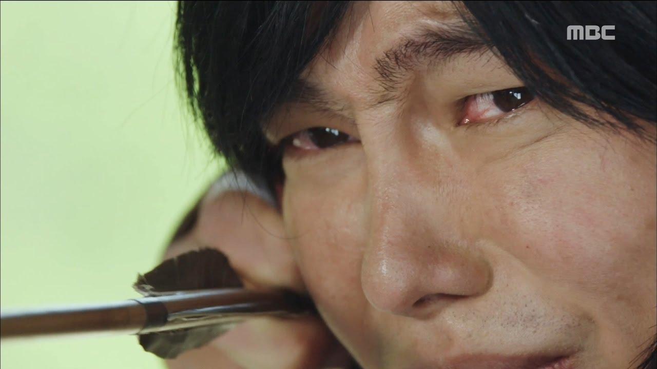 Download [The Rebel] 역적 : 백성을 훔친 도적 ep.28 Yoon Kyun-sang, shot arrows at Chae Soo-bin. 20170508