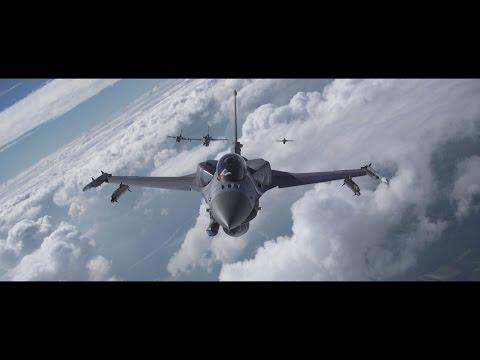 Polish F-16 Fighting Falcon