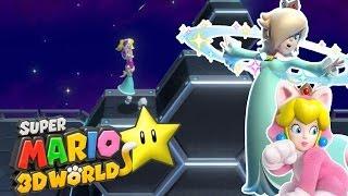 Jusqu'au Bout de Super Mario 3D World - De La Plateforme En Hauteur ! (Monde Etoile)