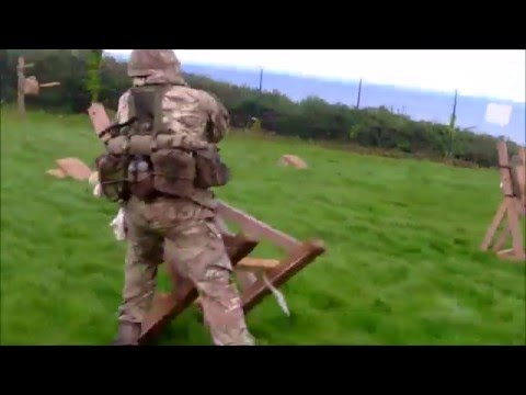 Royal Marines 197 Troop Video