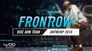 Duc Anh Tran | FrontRow | World of Dance Antwerp Qualifier 2018