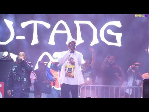 "Wu Tang Clan (Live) - ""Wu Tang Clan Ain't Nuthing Ta F' Wit"" 2017 Hightimes Cannabis Cup 