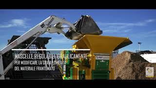 Agri World srl - mini frantoio a mascelle FM-M-4825C