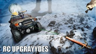 RC Crawler Super mods grappling CANNON