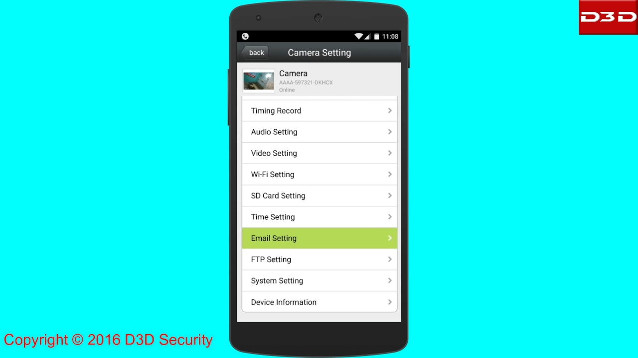 Camhi ip camera WIFI setting new_geniuspy support by