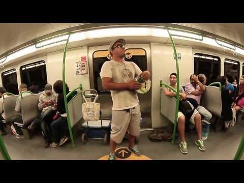Rap Raggamuffin Metro Valparaíso - Gonzalo